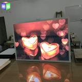 Placa de anúncio Ultra-Thin do sinal do diodo emissor de luz do frame de retrato