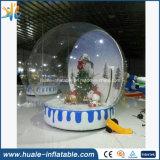 Шарик украшения рождества кристаллический, шарик снежка