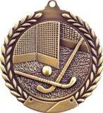Médaille d'argent faite sur commande de qualifié aux finales du football/football