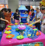 Piscina de la pesca del equipo del patio para el parque de atracciones de los niños (ZJ-WA15)