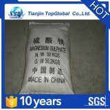 Fertilizante de kieserite sulfato de magnésio hepta-hidratado