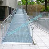 Grating van het Staal van Haoyuan die voor Reeks Acht wordt gebruikt van de Doorgang