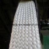 Fibra di vetro Braided Thermosleeve della parete pesante di protezione del collegare del cavo