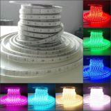 Multi flexibler LED Licht-Streifen 120LED/M der Farben-Doppelt-Reihen-5050