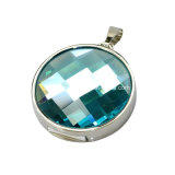 Collar de piedras preciosas USB Flash Drive Crystal USB Stick
