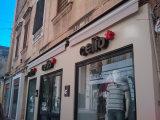 Загоранный Signage СИД магазина Dimetntional 3D Сторон-Lit исключительный помечает буквами знак