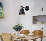 Moderne weiße hölzerne Metallleuchter-Wand-Lampen-Beleuchtung für Anzeige