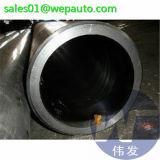 El tubo destemplado brillante afiló con piedra el barril de cilindro