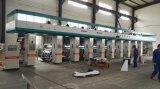 Shaftless-Übertragung Inline-Zylindertiefdruck-Drucken-Maschine