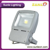 주조 알루미늄 LED 옥외 플러드 전등 설비를 정지하십시오