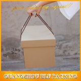 전시 (BLF-PB054)를 위한 브라운 Kraft 마분지 선물 상자