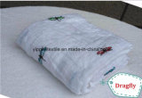 Super weiche &Smooth 70%Bamboo 30%Cotton Musselin-Verpackung Swaddle. 120X120cm
