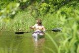 Vela de timón Ganador Otium Kayak Float