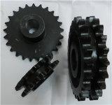 Piñón resistente de fabricación para el encadenamiento de la transmisión