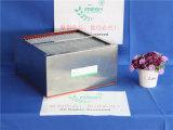 99.99% Воздушный фильтр Resistants HEPA стекольной бумаги волокна высокотемпературный