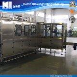 Relleno del agua y máquina automáticos del lacre para 5 galones