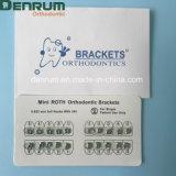 Basis van het Netwerk van de Steun van Denrum de Orthodontische met hook/No-Haak FDA Ce ISO