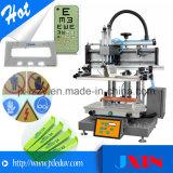 Stampatrice semiautomatica dello schermo della base piana per il sacchetto di plastica