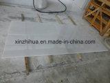 中国の純粋で白い大理石のタイル