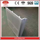 Rivestimento esterno personalizzato della parete di altezza di colore con la parentesi di alluminio dell'amo