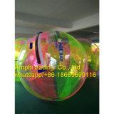 Bola inflable del paseo / bola del hámster del agua de 2m / paseo en la bola plástica del agua