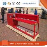 Máquina Semi automática da cerca da ligação Chain