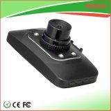 Câmera de vídeo de carro de 2,7 polegadas de alta qualidade em cor preta