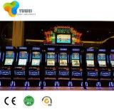 販売の製造業者のためのYw倍のカジノの硬貨のビデオゲームのキャビネットのスロットマシン