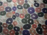 Nuevo material del algodón impreso reuniéndose la tela (DSC-4158)
