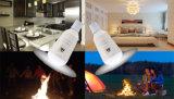 Bulbo recargable vendedor caliente de 2017 LED con el panel solar