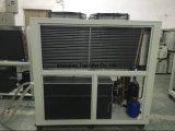 охлаждая тип охлаженный воздухом охладитель емкости 78kw воды с компрессорами R407c Refrigerant и 4 блоков