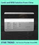 De Kaart van het Lid van het voorrecht van Plastiek met Magnetische Streep wordt gemaakt (ISO 7811 die)