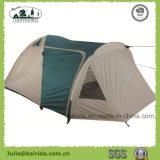 kampierendes Zelt der doppelten Schicht-4p mit Wohnzimmer