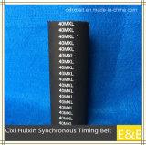 Cinghia di sincronizzazione di gomma della fabbrica della Cina di alta qualità Mxl 122/123/124