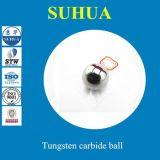 6.35mm 1/4 de '' de esfera contínua G25 da esfera do carboneto tungstênio