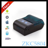 Zkc 5804 58mm mini Pocket Bluetooth NahrungQr Code-Empfangs-Thermodrucker