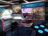 60W DC24V venden al por mayor la arandela impermeable de la pared del LED con la viruta de Osram para al aire libre (Slx-03)