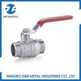 Dr. 1006 robinet à tournant sphérique en laiton hydraulique