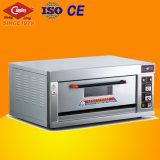 De populaire Apparatuur van de Bakkerij/Elektrische Oven van het Dienblad van het Dek van het Toestel van de Keuken de Enige Dubbele