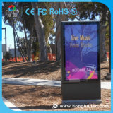 광고를 위한 에너지 절약 P4 임대 옥외 발광 다이오드 표시