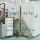 Surgélateur fluidisé par baie de jet d'air de surgélateur/fruit IQF d'IQF