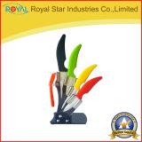 3-6 нож PCS дюйма 6 керамический установленный для Kitchenware с рисбермой инструмента
