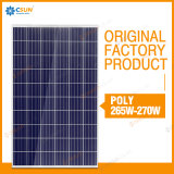 Csunの多太陽電池パネル(セル)の265W-270W太陽モジュール