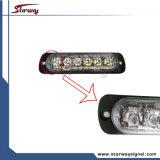 경고 LED 석쇠 표면 마운트 (LED216E)