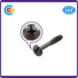 Плоская штанга Phillips кабеля Steel/4.8/8.8/10.9/Shrink/винт перекрестного дюйма головки лотка Self-Tapping