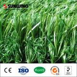 Künstlicher Gras-Rasen der Garten-Natur-35mm mit Cer, SGS