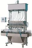 Máquina de rellenar automática con la línea de envasado de etiquetado del lacre de la botella