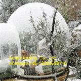 Barraca de acampamento transparente inflável quente da barraca da bolha 2016 na barraca do gramado e da neve