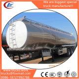 3 판매를 위한 차축 43000liters 탱크 트레일러 연료 유조선 세미트레일러