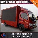 Camion mobile extérieur d'étape du véhicule mobile DEL d'Afficheur LED de ventes d'usine